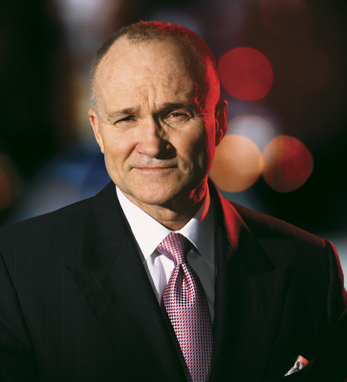 Commissioner Ray Kelly
