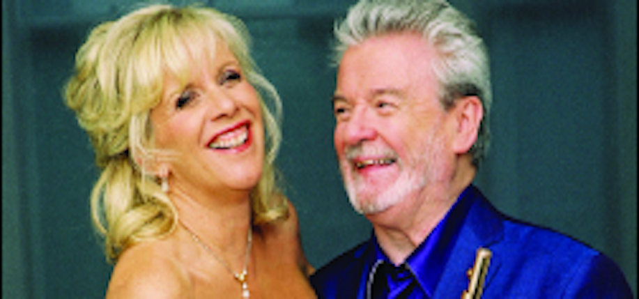 <b>Top Honors for Sir James Galway and Lady Jeanne</b>