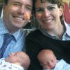 <b>Identical Triplets! And They're Irish!</b>