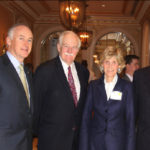The 2013 Hall of Fame Inductees: Vice President Joe Biden, John Fitzpatrick, Bruce Morrison, 2011 inductee Jean Kennedy Smith, Bob Devlin and Brian Burns. Photos: Sade Joseph and Margaret Purcell Roddy.