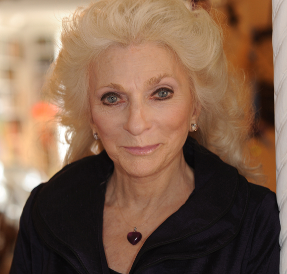 Legendary singer and songwriter Judy Collins.