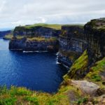 Cliffs of Moher, Liscannor, County Clare. Photo by Michelle Meagher.