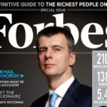 The cover of Forbes 2013 Worlds Richest Billionaires issue.