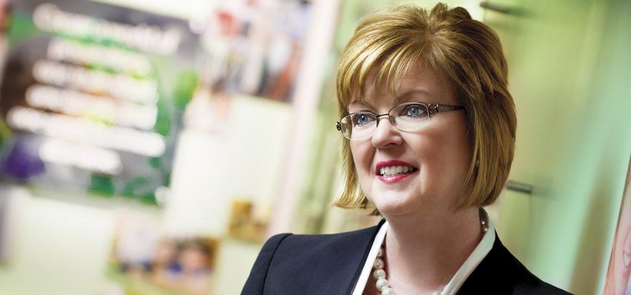 Eileen McDonnell, Chairman & CEO of Penn Mutual Life Insurance Company.