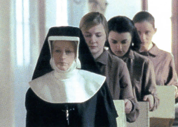 A scene from the movie The Magdelene Sisters.