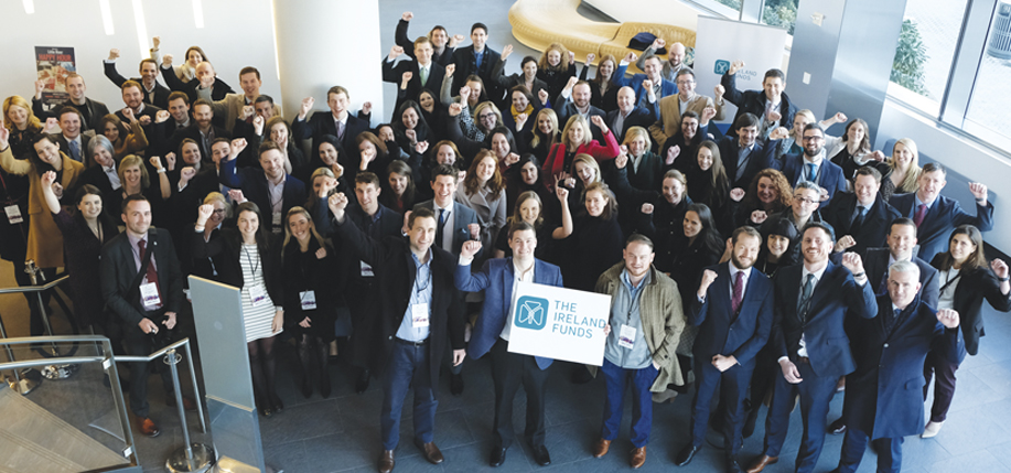 The Ireland Funds Young Leaders in New York for a four-day meet-up.