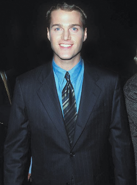 Chris O'Donnell.