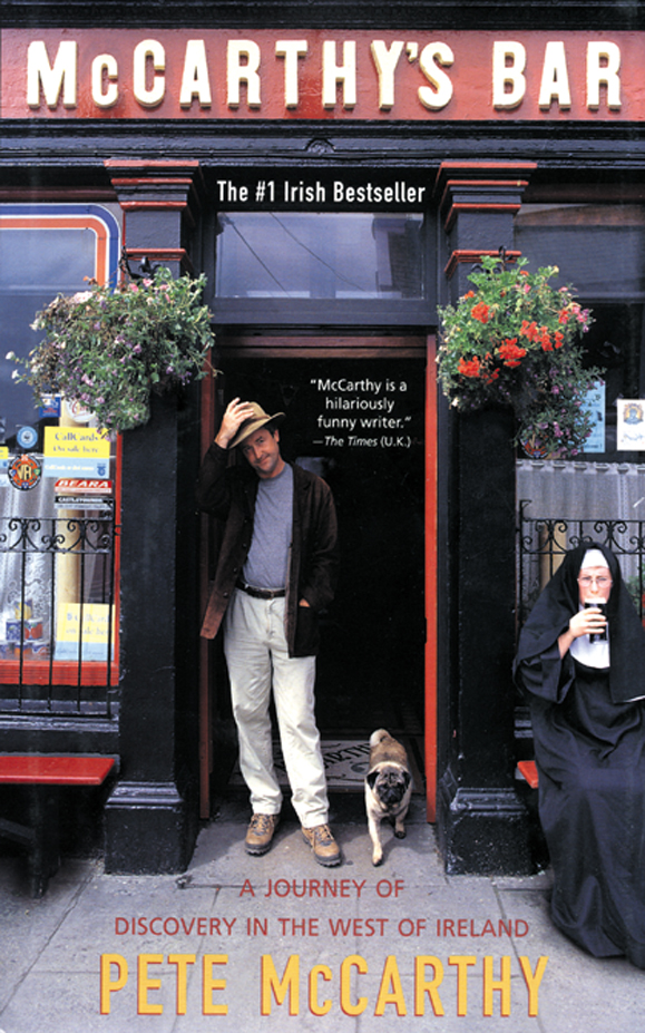 <em>McCarthys Bar: A Journey of Discovery in the West of Ireland.</em>
