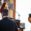 <b>Christine Tobin, Phil Robson, and Francesco Turrisi Perform at the Stately Bantry House</b>